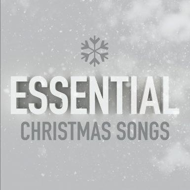Essential Christmas Songs album cover