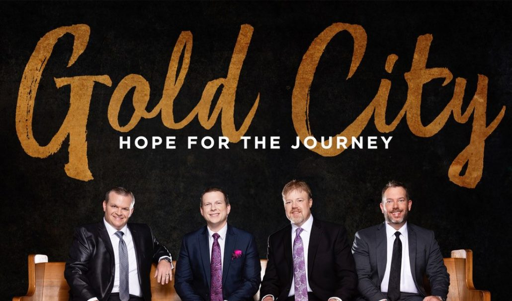 """""""JESUS FREES THE FALLEN,"""" GOLD CITY'S 5th SINGLE FROM HOPE FOR THE JOURNEY, DEBUTS AT SOUTHERN GOSPEL RADIO thumbnail"""