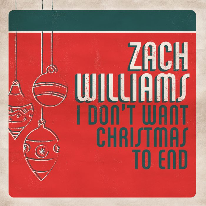 I Don't Want Christmas To End album cover