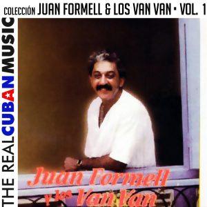 CD-0126 JUAN FORMELL Y LOS VAN VAN VOL 1