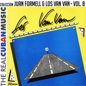 CD-0133_JUAN FORMELL Y LOS VAN VAN VOL8