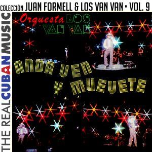 CD-0134_JUAN FORMELL Y LOS VAN VAN VOL9
