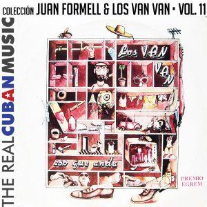 CD-0136_JUAN FORMELL Y LOS VAN VAN VOL11