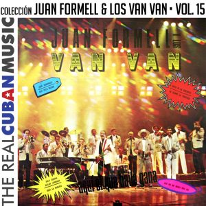 CD-0140_JUAN FORMELL Y LOS VAN VAN VOL15