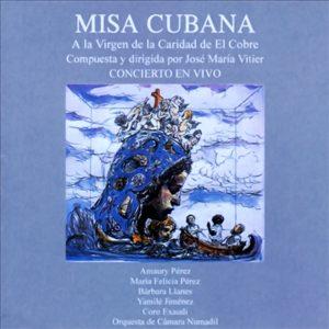 CD-0285-Misa cubana a la Virgen de la Caridad