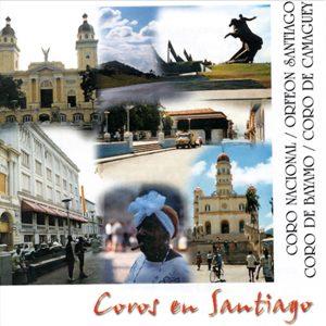 CD-0388-Coros en Santiago