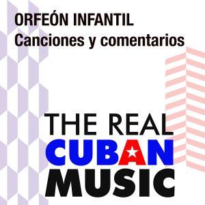 CD-0940 Orfeon Infantil Canciones y comentarios
