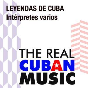 CD-0985 LEYENDAS DE CUBA