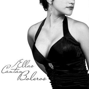 CD-1008-Ellas cantan Boleros