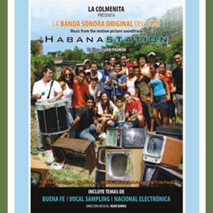 CD-1134-Habanastation-Banda Sonora Original del Filme