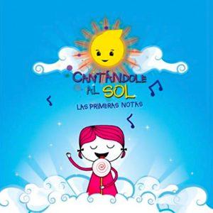 CD-1234 CANTANDOLE AL SOL LAS PRIMERAS NOTAS