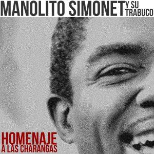 CD-1254 MANOLITO SIMONET HOMENAJE A LAS CHARANGAS