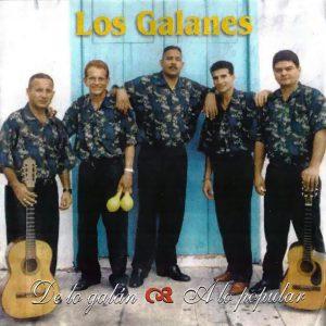 CDM-161 Los Galanes De lo galan a lo popular