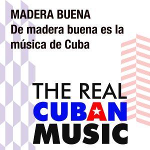 CDM-169 Madera buena De madera buena es la musica de Cuba