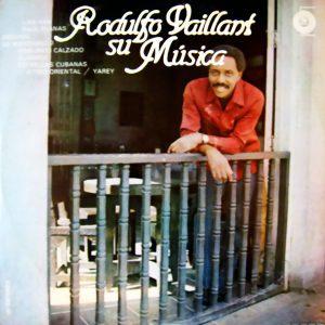 LD-0310 LA MUSICA DE RODULFO VAILLANT