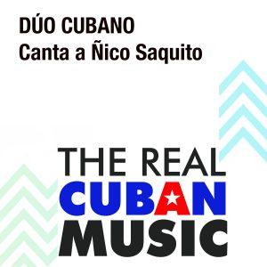 LD-0454 DÚO CUBANO Canta a Ñico Saquito