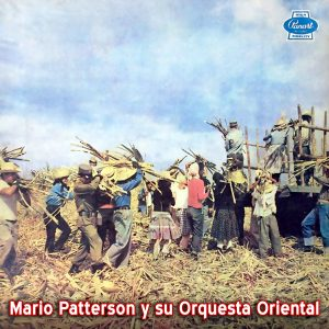 LD-3100 MARIO PATTERSON Y SU ORQUESTA ORIENTAL