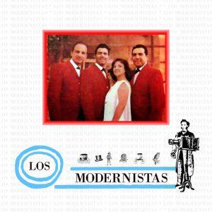 LD-3184 LOS MODERNISTAS