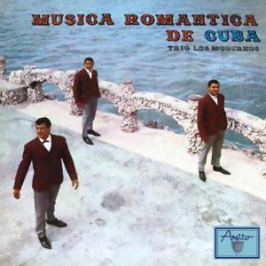 LD-3267 TRIO LOS MODERNOS MUSIC ROMANTICA DE CUBA