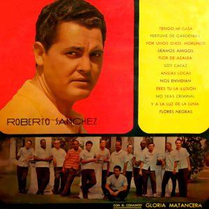 LD-3311 ROBERTO SANCHEZ CON GLORIA MATANCERA