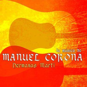 LD-3343 DUO HERMANAS MARTI LA MUSIC DE MANUEL CORONA