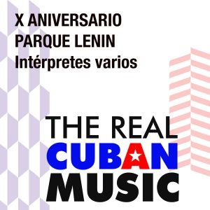 LD-4037 X Aniversario Parque Lenin