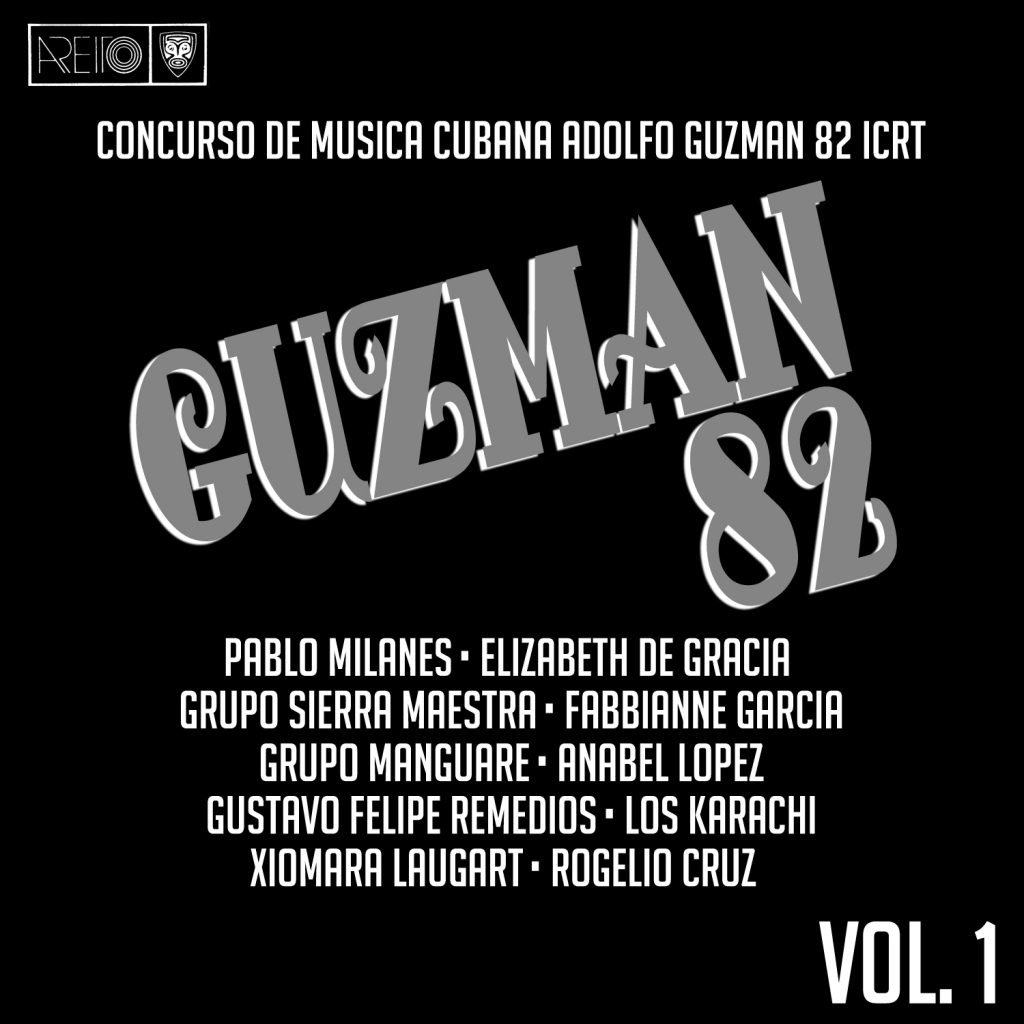 LD-4079 Concurso de Musica Cubana Adolfo Guzman 82 ICRT Vol 1