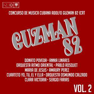 LD-4080 Concurso de Musica Cubana Adolfo Guzman 82 ICRT Vol 2