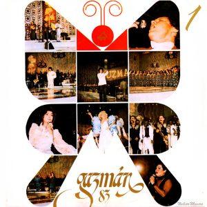 LD-4151 Concurso de Musica Cubana Adolfo Guzman 83 Vol 1