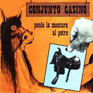 LD-4213 Conjunto Casino ponle la montura al potro