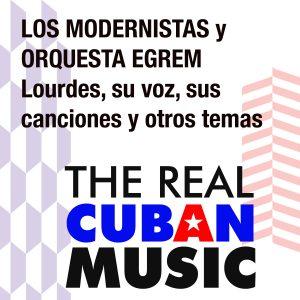 LD-4226 LOS MODERNISTAS Lourdes su voz sus canciones y otros temas