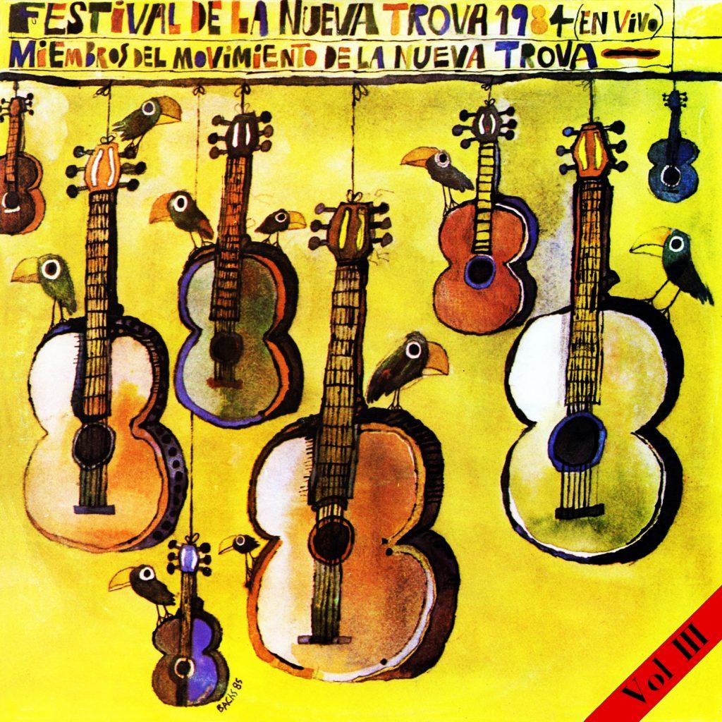 LD-4243 Festival de la Nueva Trova 84 Vol III En Vivo