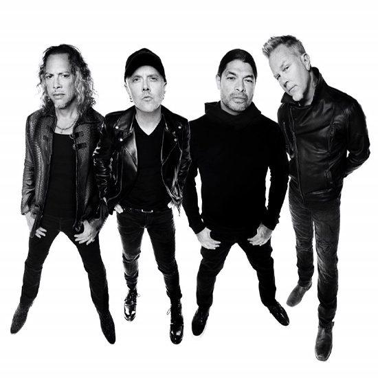 Metallica Photo 550×550