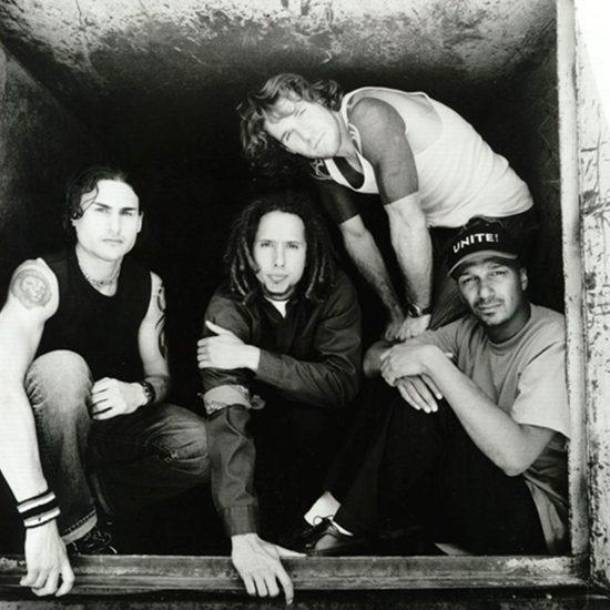 Rage Against The Machine Photo 550×550
