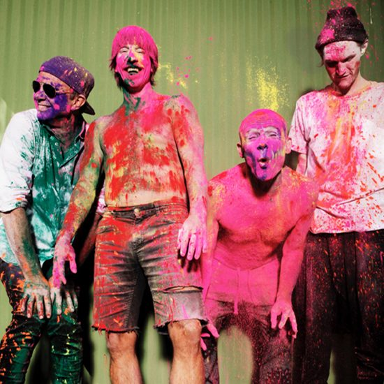 Red Hot Chili Peppers Photo 550×550