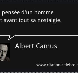 penser Camus
