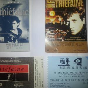 thiefaine ticket concert