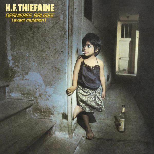 1981-Album-DERNIÈRES BALISES