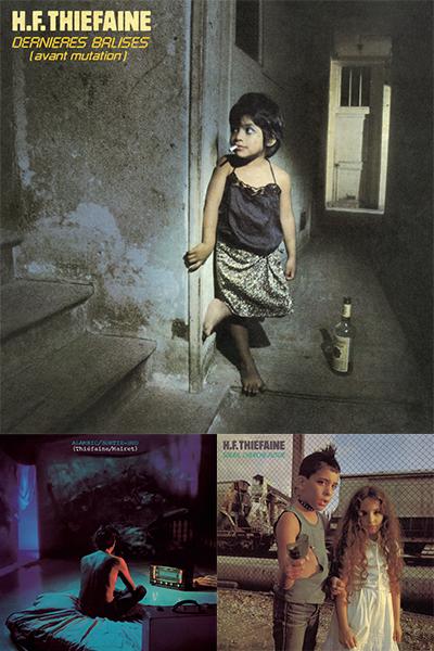 affiche 3 albums