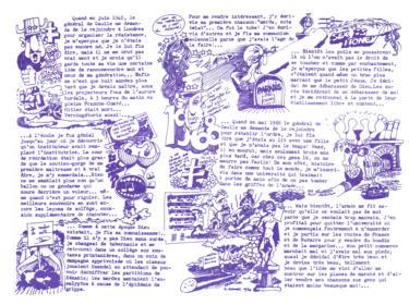 Autobiographie – Années 70