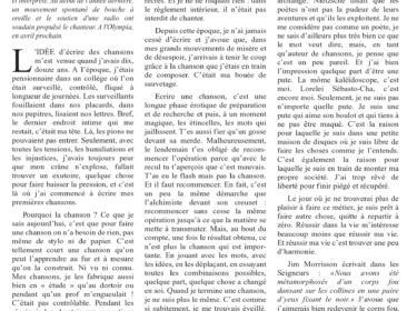 Article du Monde
