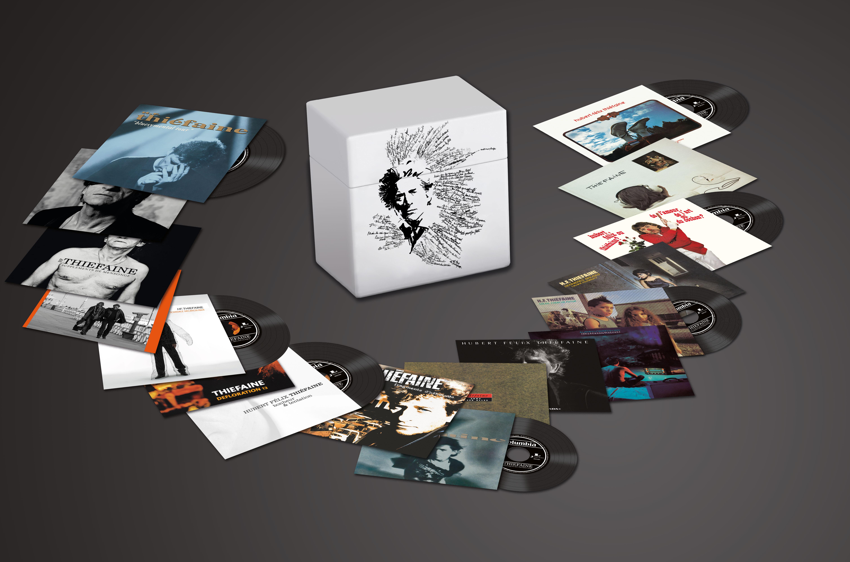 « 40 ans de chansons » : le coffret de l'intégrale des 17 albums studio au format CD