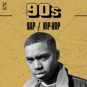 Certified 90s Rap/Hip-Hop playlist