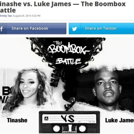 Vote Tinashe