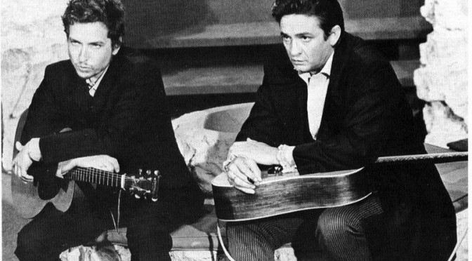 """#MartesDeCover. """"The Ballad of Ira Hayes"""" – Bob Dylan a Johnny Cash"""