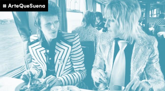 Mick Rock, el fotógrafo de Queen, David Bowie y Lou Reed #ArteQueSuena