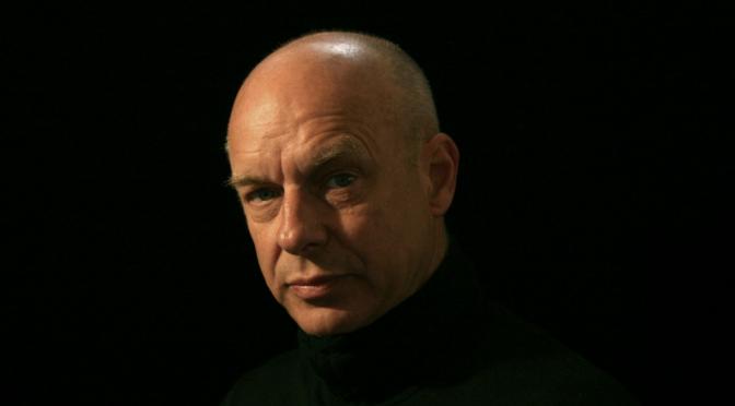Brian Eno lanzará un nuevo álbum con todo y cover a The Velvet Underground