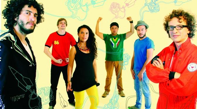 La Chiva Gantiva cierra gira de su álbum 'Vivo' en el #VL16