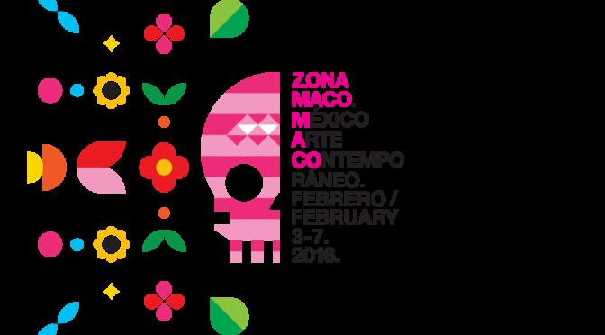 #ArteQueSuena Especial: Guía para Zona Maco 2016