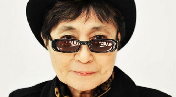 Yoko Ono fue internada de emergencia en un hospital de Manhattan